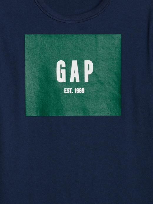 Logolu Uzun Kollu T-Shirt