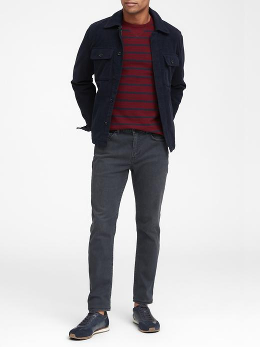 Slim Rapid Movement Denim Jean Pantolon