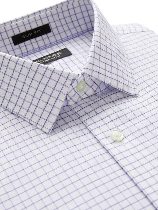 Grant Slim-Fit Ütü Gerektirmeyen Gömlek