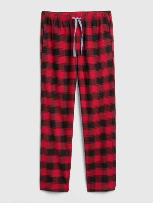 Erkek fairisle desenli Desenli Pijama Altı