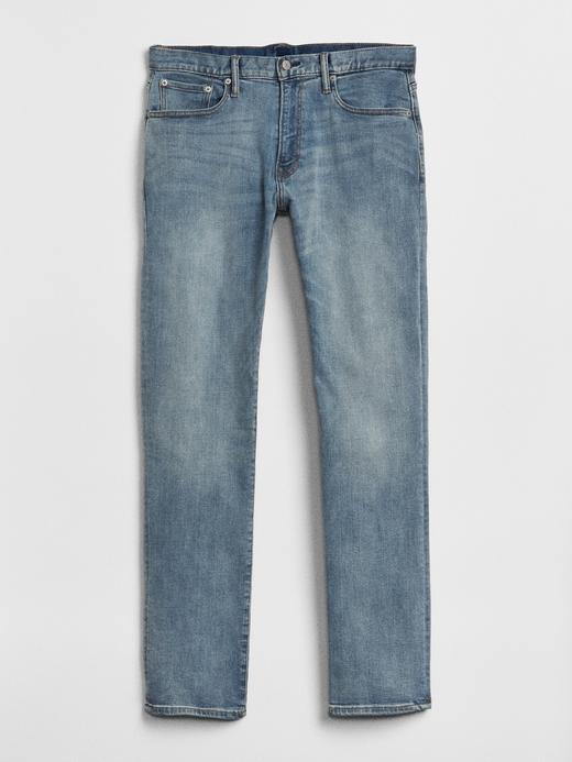 açık indigo Straight Fit GapFlex Jjean Pantolon