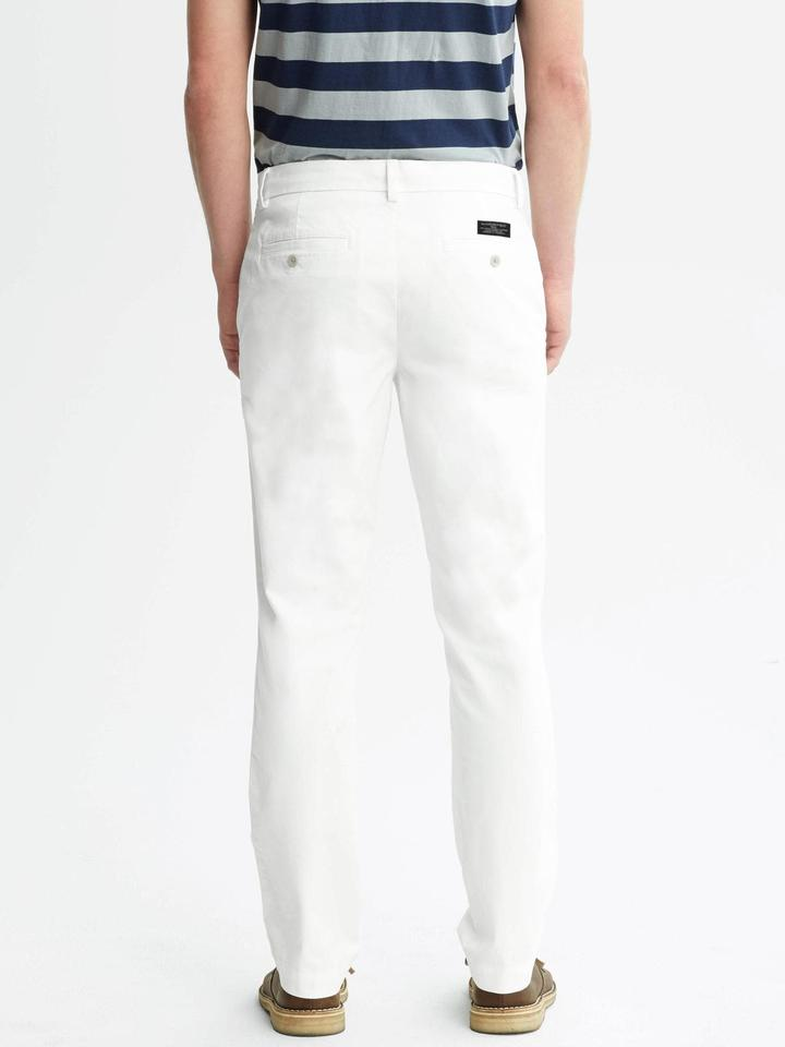Aiden Slim Chino Pantolon (Saf Pamuklu)