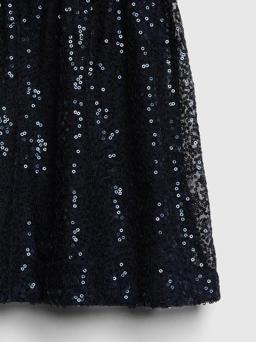 Pullu Uzun Kollu Elbise