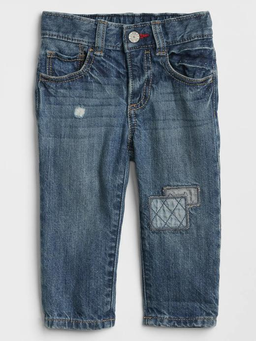 Straight Jean Pantolon