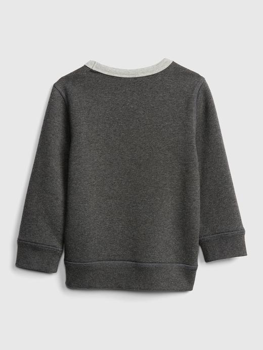 Ekose Logolu Sweatshirt