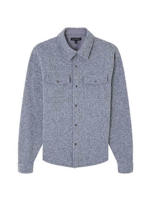 Düğmeli Polar Ceket Gömlek