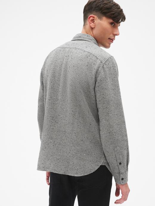 Cepli Gömlek Ceket