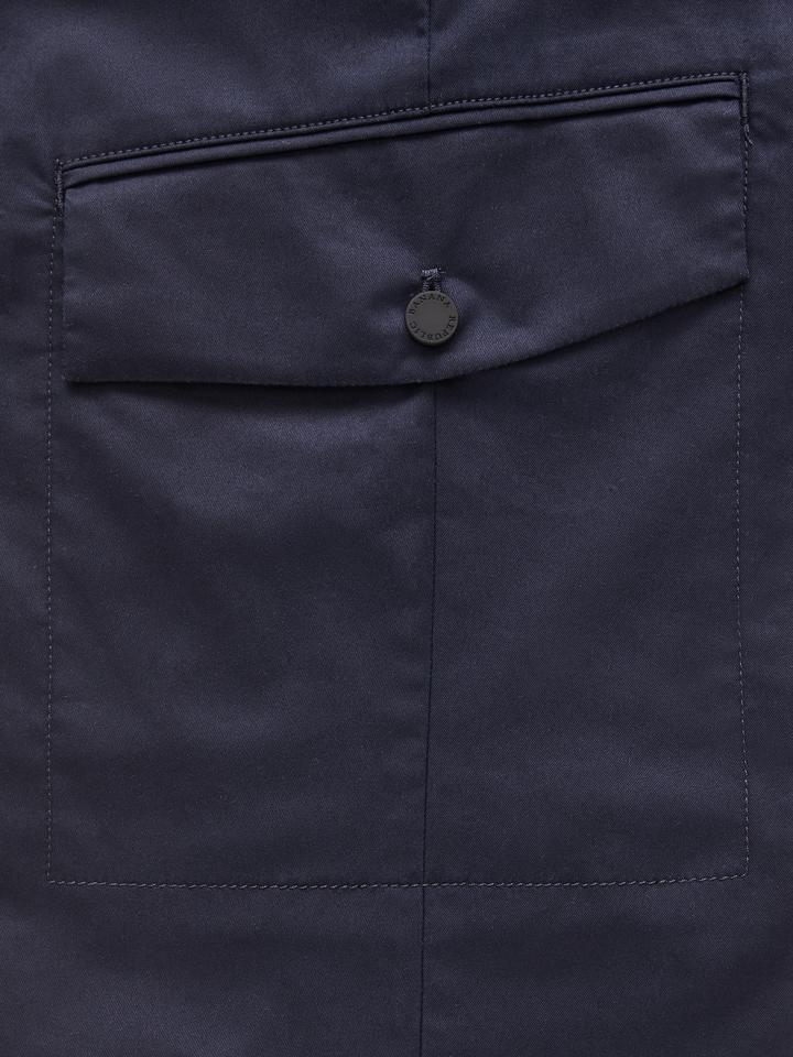 Erkek Yeşil Athletic Tapered Core Temp Özellikli Kargo Pantolon