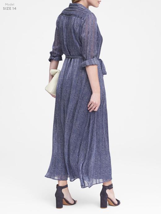 Maxi Gömlek Elbise