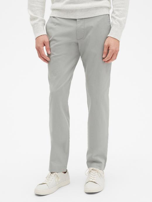 Slim Fit Gap Flex Khaki Pantolon