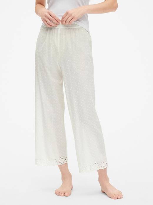 Dreamwell Puantiye İşlemeli Pijama Altı