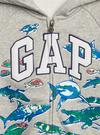 Logolu Desenli Sweatshirt