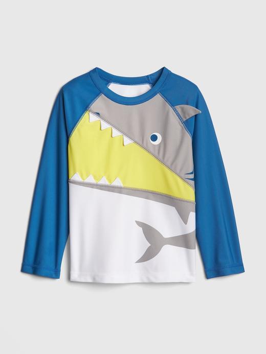 3D Desenli Mayo T-Shirt
