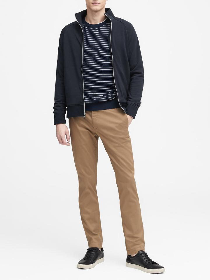 Erkek lacivert Polartec® Polar Ceket Sweatshirt