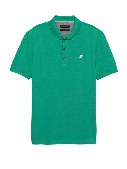 Signature Pique Polo Yaka T-Shirt