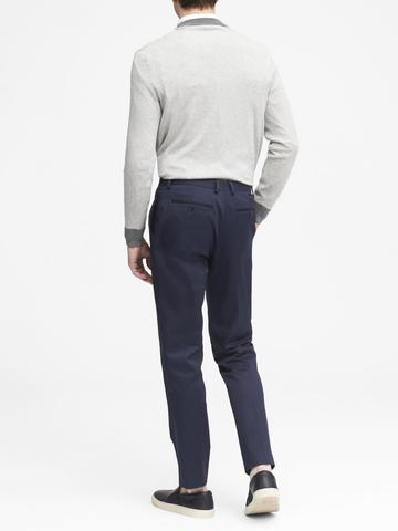 Erkek bej Slim Rapid Movement Pantolon