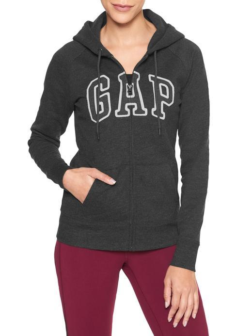 Kadın B85 Gap Logo Kapüşonlu Sweatshirt