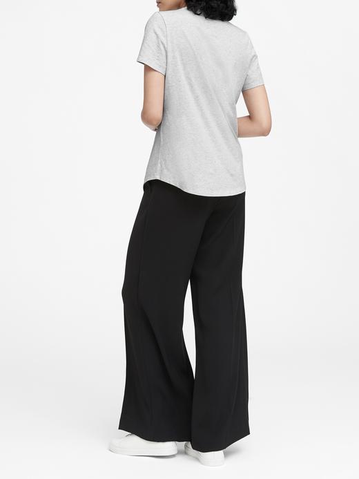 Kadın gri Femme Liberté Baskılı T-Shirt