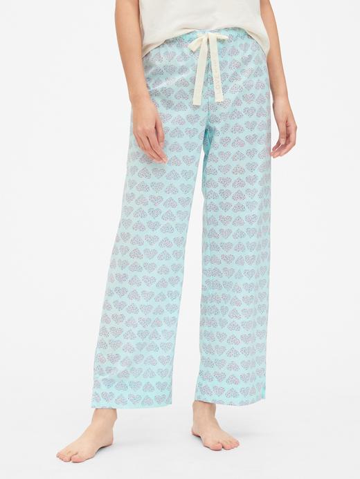 Dreamer Desenli Poplin Pijama Altı