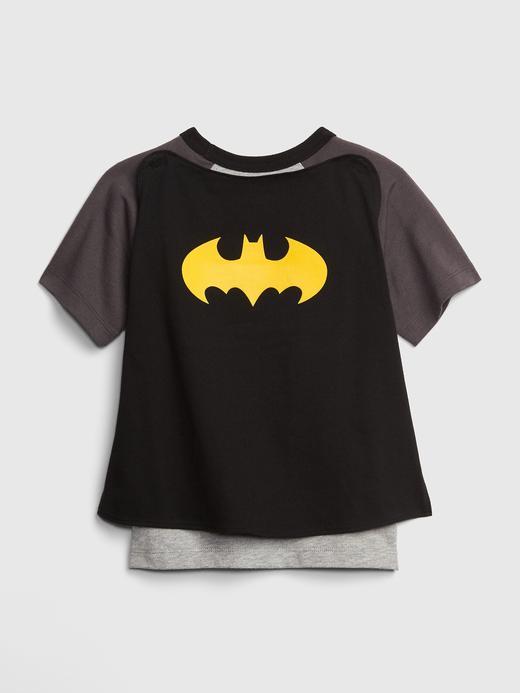 babyGap | DC™ Pelerinli Kısa Kollu T-Shirt