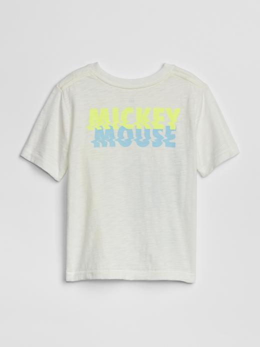 babyGap   Disney Mickey Mouse Baskılı T-Shirt