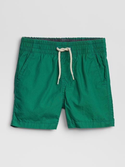 Bebek yeşil Khaki Şort