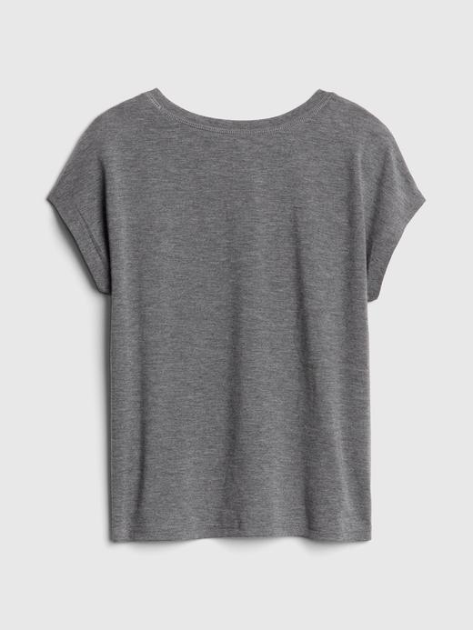 GapFit Kids Kısa Kollu T-Shirt