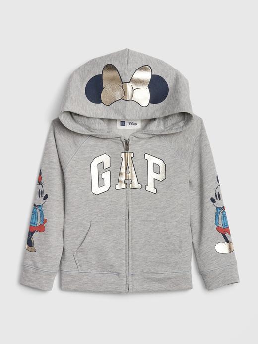 babyGap | Disney Mickey Mourse Kapüşonlu Sweatshirt