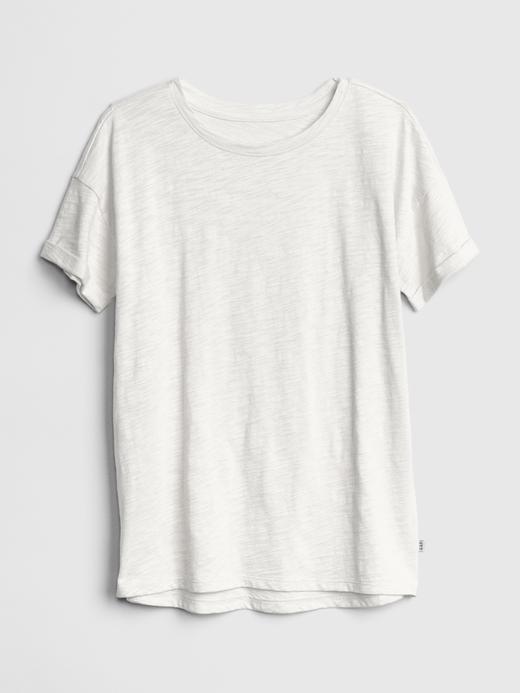 Kısa Kollu Tunik T-Shirt