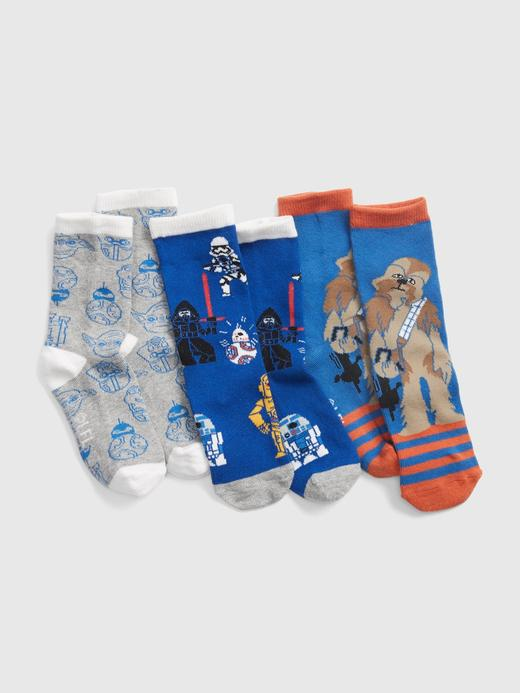 GapKids | Star Wars 3'lü Çorap