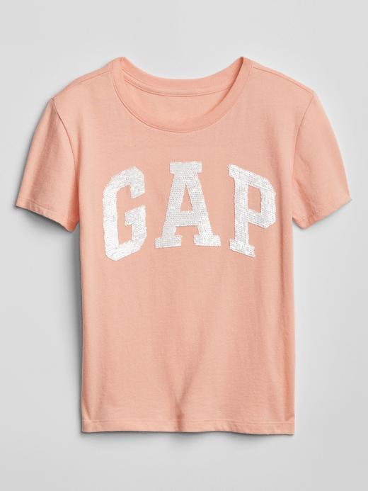 Gap Logo Pullu T-Shirt