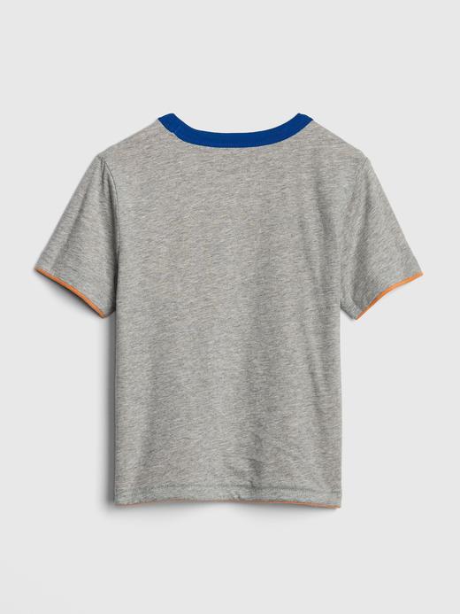 Çift Taraflı Baskılı T-Shirt