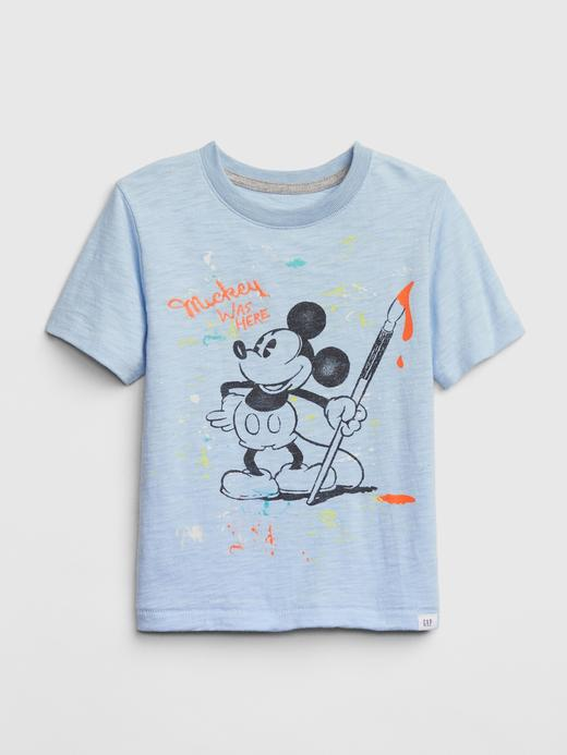 babyGap | Disney Mickey Mouse Baskılı T-Shirt
