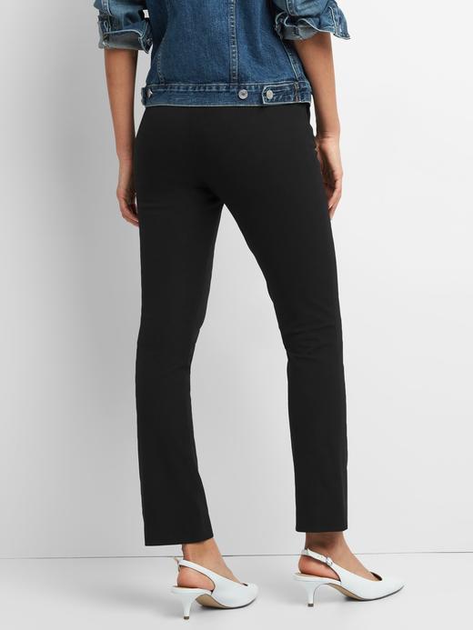 Yüksek Belli Streç Pantolon