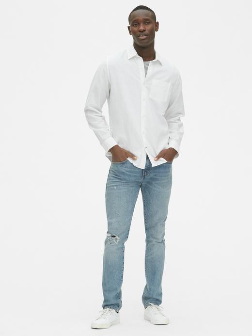 Erkek Standart Fit Gömlek