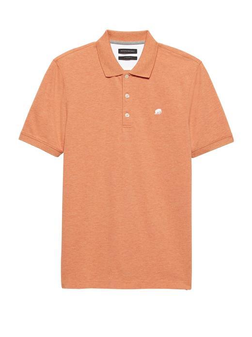 Signature Pique Polo Yaka T-Shirt