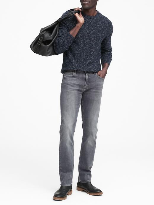 Slim LUXE Traveler Jean Pantolon