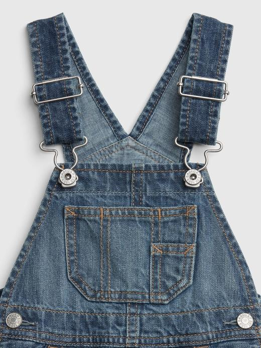 Denim Salopet
