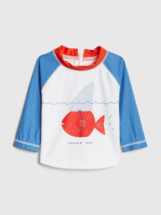 Bebek mavi Mayo T-Shirt