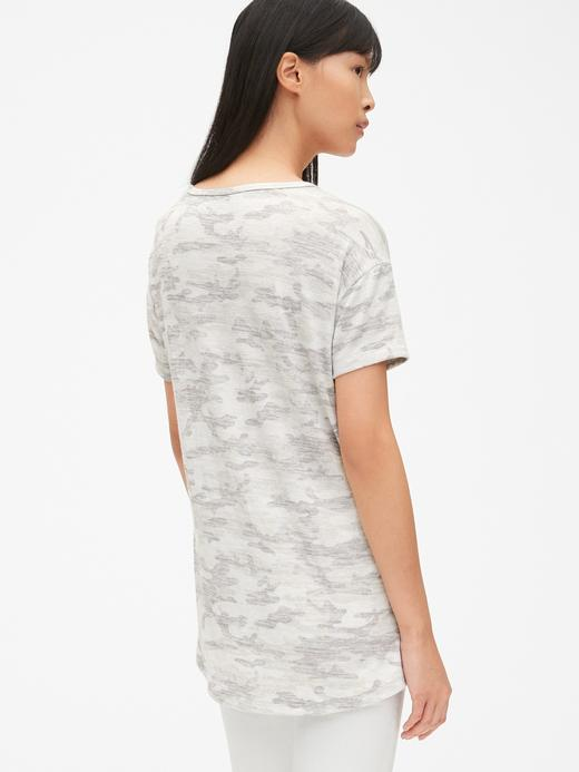 Kamuflaj T-Shirt
