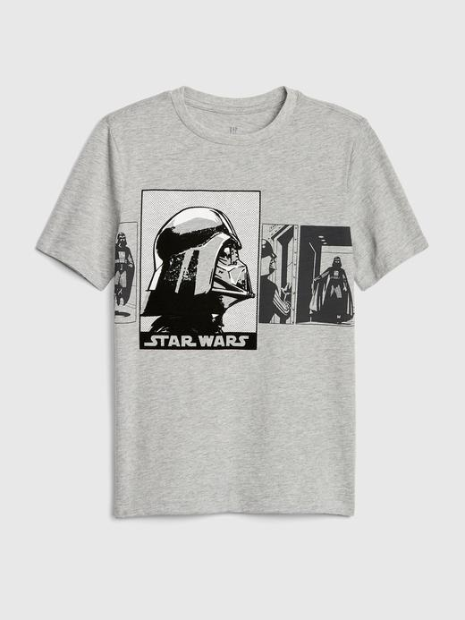 Erkek Çocuk gri GapKids | Star Wars™ T-shirt