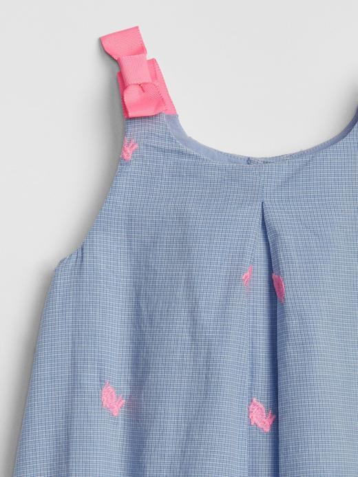 Tavşan Desenli Elbise
