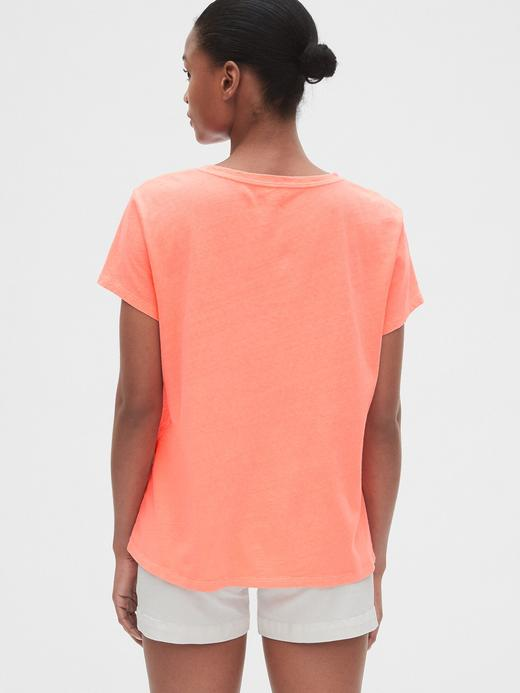 Gap Logo Cepli T-Shirt