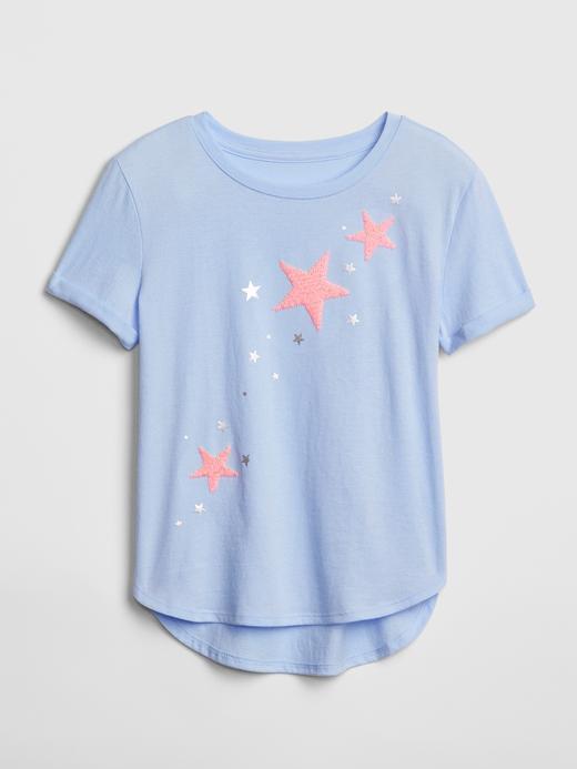Pullu T-Shirt