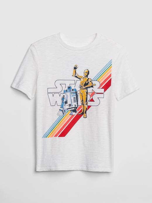 GapKids   Star Wars Kısa Kollu T-Shirt