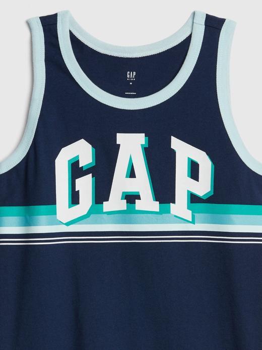 Erkek Çocuk Gap Logo Atlet