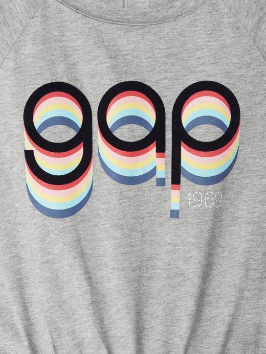 Kız Çocuk Gap Logo Tulum