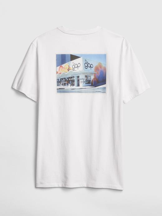 Gap Logo Grafik Cepli T-Shirt