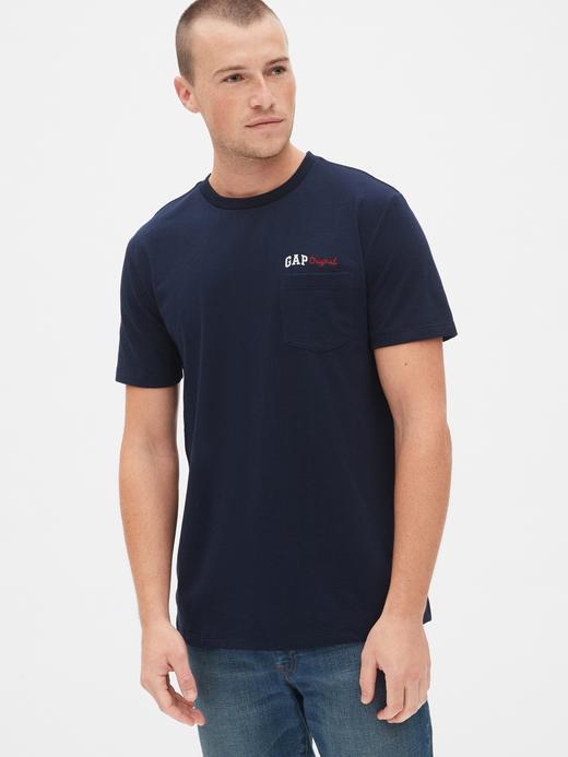 Gap Original Logo Cepli T-Shirt