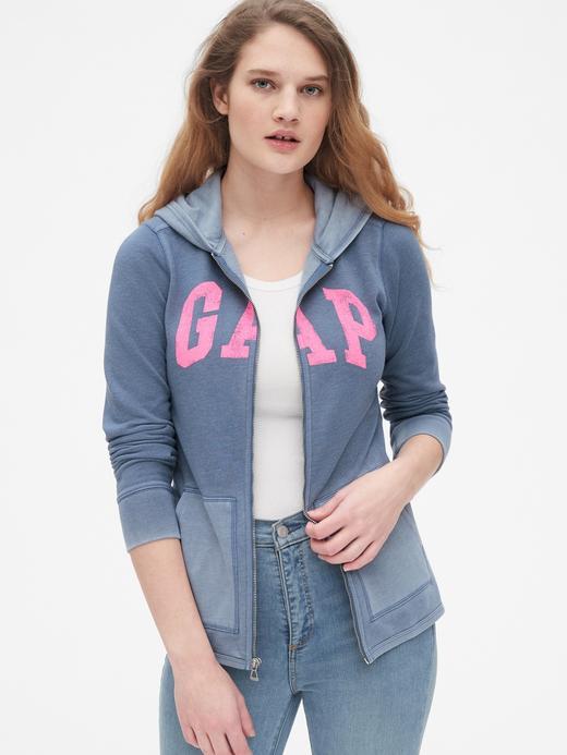 Kadın Vintage Gap Logo Sweatshirt